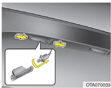 Lampadina Luci Targa : Kia picanto sostituzione lampadine delle luci targa lampadine
